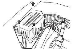 Воздушный фильтр Шевроле Авео