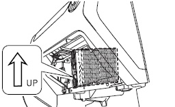 Замена салонного фильтра Шевроле Авео