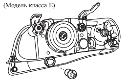 Замена лампы указателя поворота шевроле авео т255 Замена приводного ремня fx 35